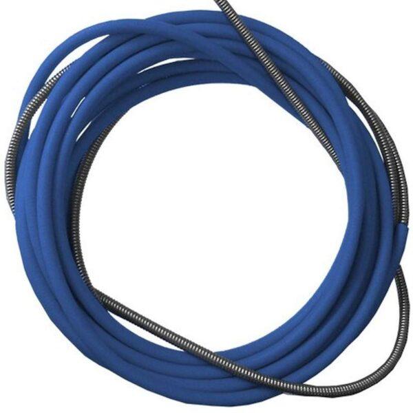 Tub ghidare izolat; 1,5/4,5; albastru; sarma Ø 0,6 - 0,8; pentru 5,0 m - 124.0015