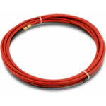 Tub ghidare izolat; 2,0/4,5; rosu; sarma Ø 1,0 -1,2; pentru 5,0 m - 124.0035