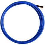 Tub ghidare Teflon 1,5/4,0; albastru; sarma Ø 0,8 -1,0; pentru 4,0 m - 126.0008