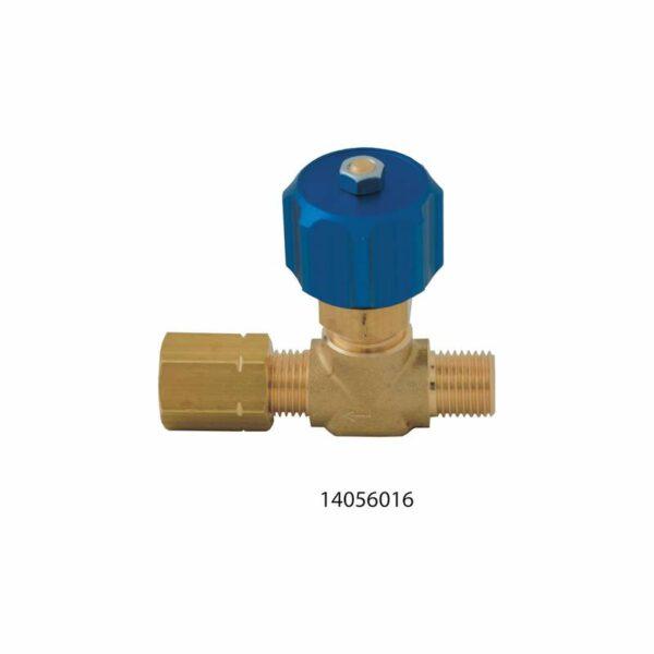 Robinet control oxigen incalzire G 1/4 - 14056016