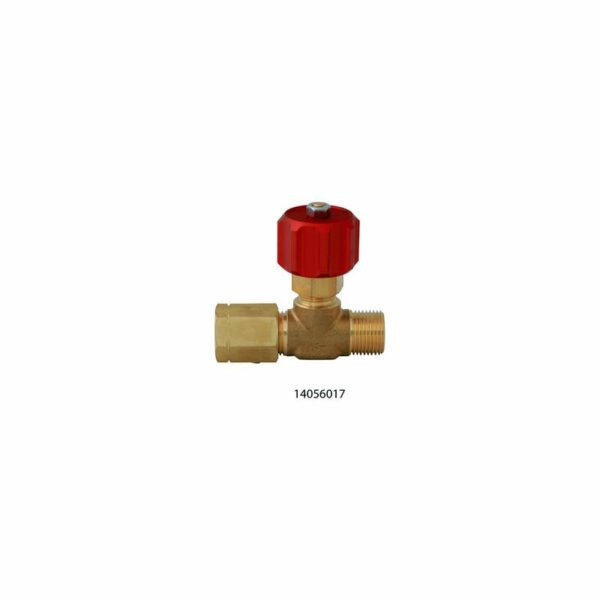Robinet control gaz combustibil G 3/8 LH - 14056017