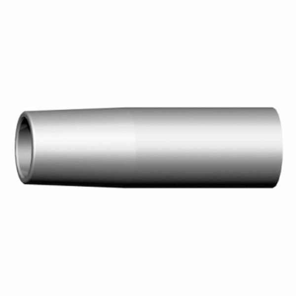 Duza gaz M14; NW 18 galvanizata; cilindrica L=67 - 145.D014