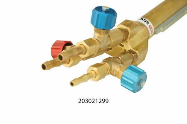 Arzatoare cu amestecul gazelor in duza BGR (X541) pentru masinile de taiere -