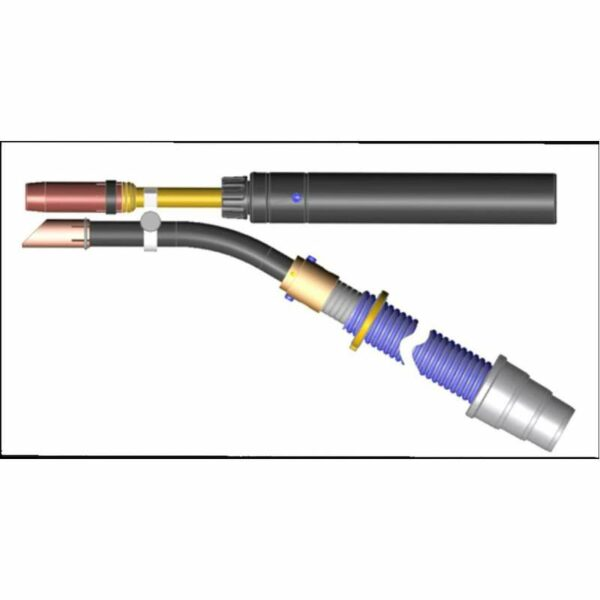 RAS set absorbție noxe pentru D = 18 mm / 5 m - 600.Z508.1