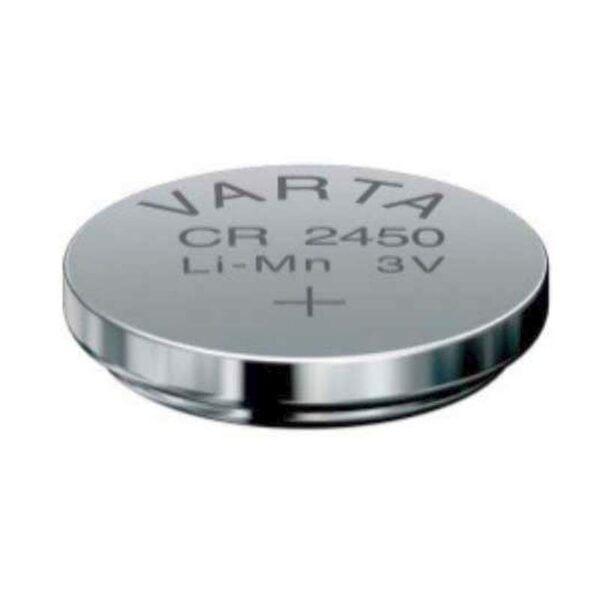Baterie CR2450 Varta - MIKA0008