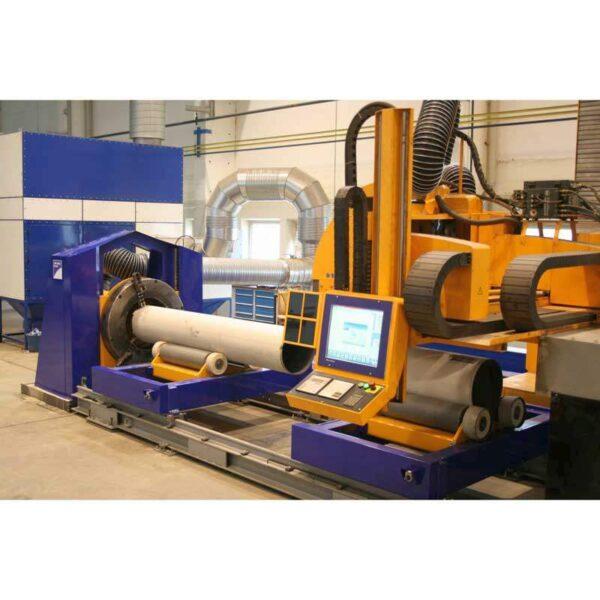 Masina debitare teava CNC MicroStep-CPCut -