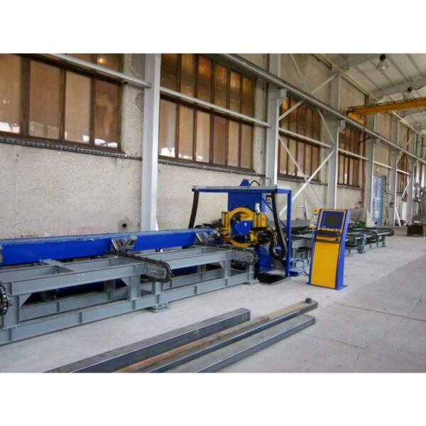 Masina de gaurire CNC MicroStep DS-B -