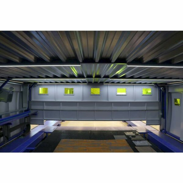 Masina debitare cu laser MicroStep-MSF Max -
