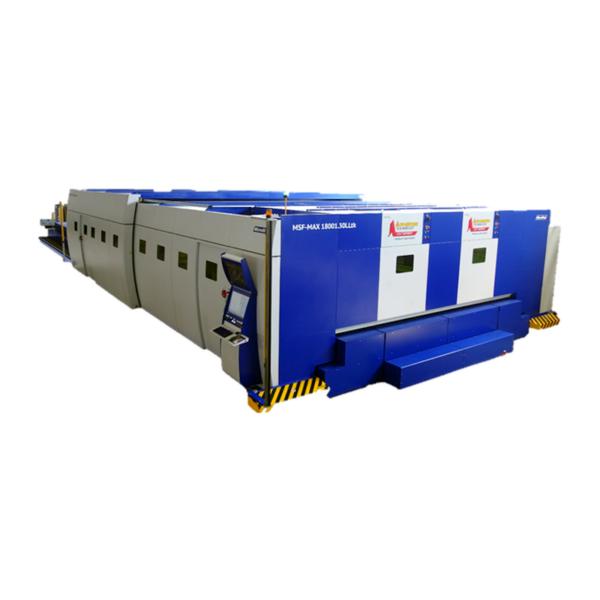 Masina de debitare cu laser MSF Max