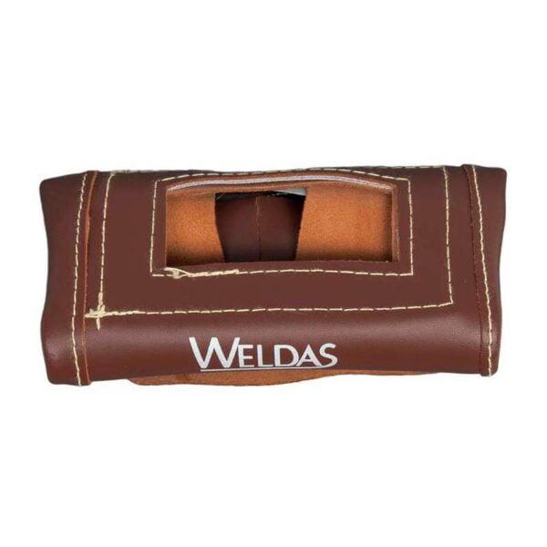Masca de sudura din piele WELDAS - 44-7111