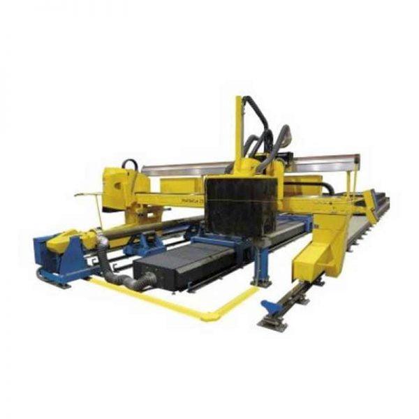 Masina debitare profile CNC MicroStep-ProfileCut