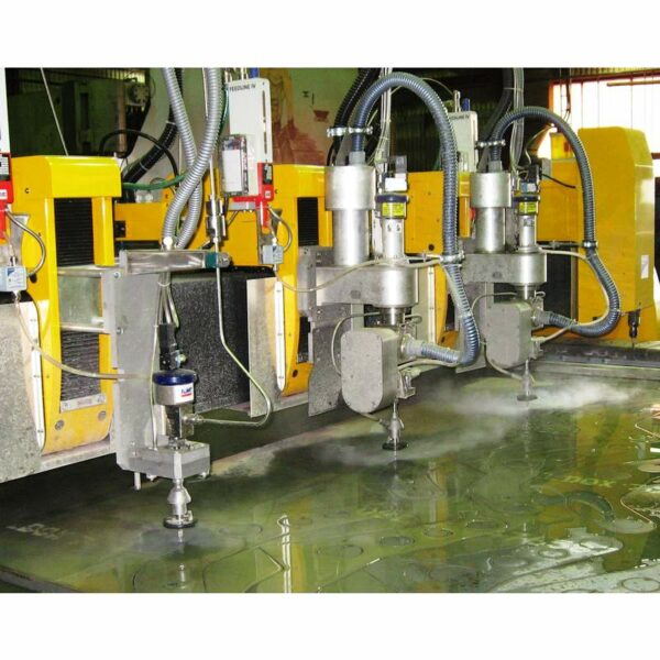 Masina de debitare cu apa CNC MicroStep-AquaCut -