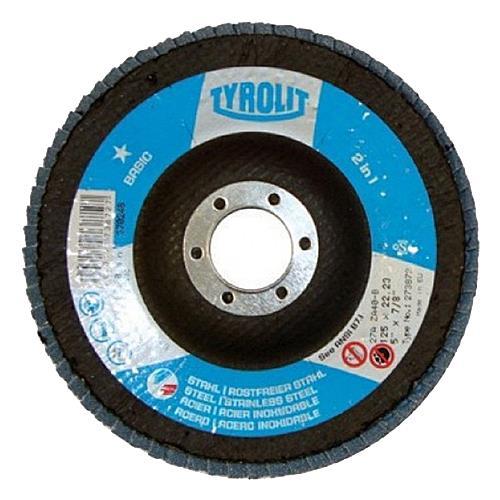 Disc lamelar 115 mm CA80 Tyrolit - 34166620