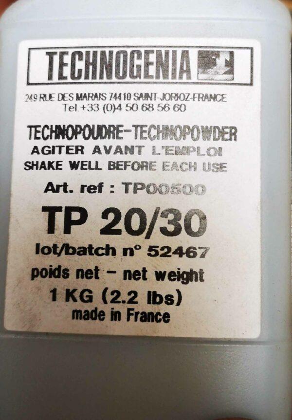 Technopoudre 20/30 1kg. - TP00500