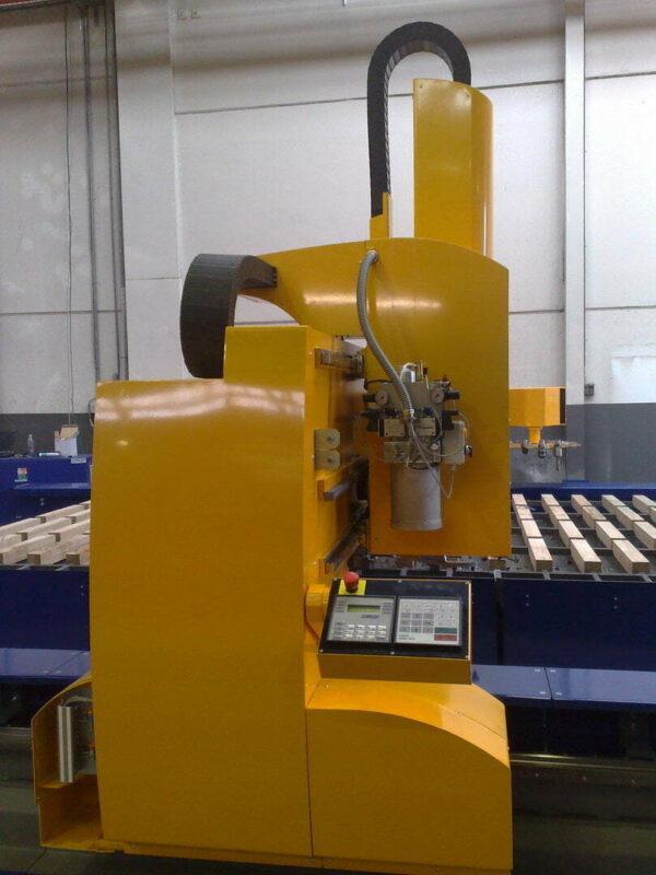 Masina debitare tabla CNC MicroStep-DRM -