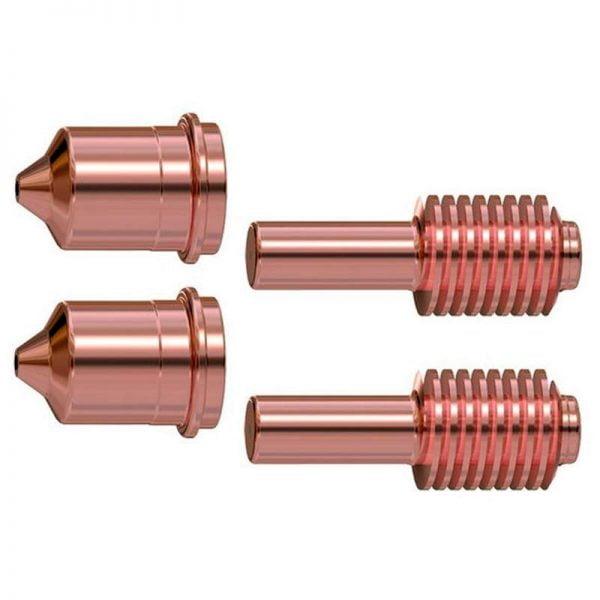 Pachet dual electrod-duză 15-45A pentru tăiere - 428442