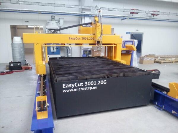 Masina debitare tabla CNC MicroStep-EasyCut -