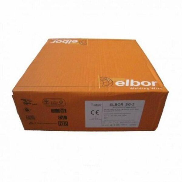 Sarma MIG/MAG otel carbon ELBOR SG3 -