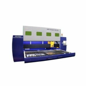 Masina de debitare cu laser CNC MicroStep-MSF Compact