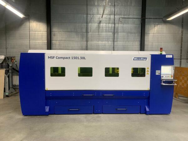 Masina debitare cu laser MicroStep-MSF Compact -