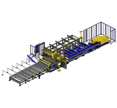 Masina de gaurire CNC MicroStep-DS