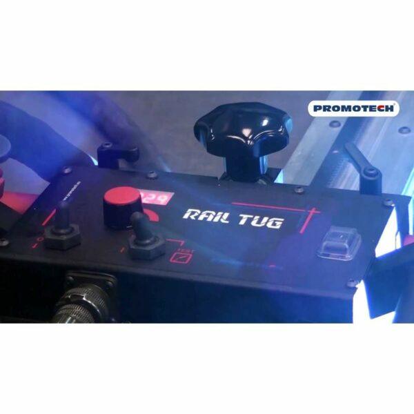 Tractor de sudare Promotech Rail-Tug - WOZ-0570-10-20-00-0