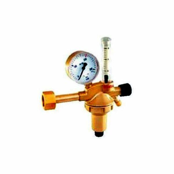 Reductor de presiune Rhona cu debitmetru CO2/Ar 32l/min - 0780938