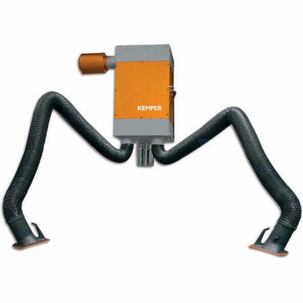 Cartridge Filter stationary cu 2 brate -