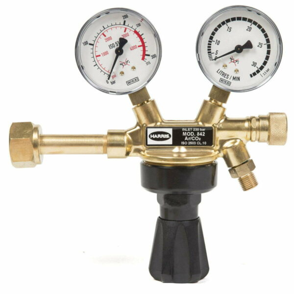 Reductor de presiune cu manometru EWM 200B Ar/Mix -