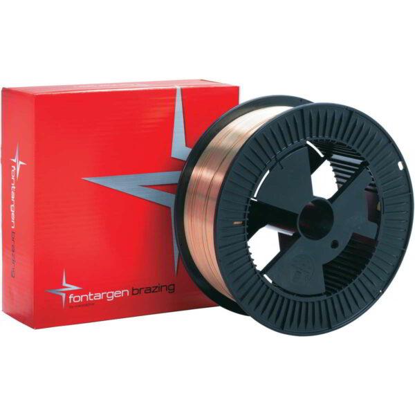 Sarma MIG-MAG aluminiu-cupru FONTARGEN A 2115/8 M CuAl7 Rola 15kg -