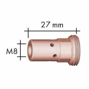 Portduza M8 L=27mm - 142.0201.10