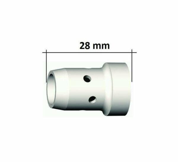 Difuzor de gaz L=28mm -