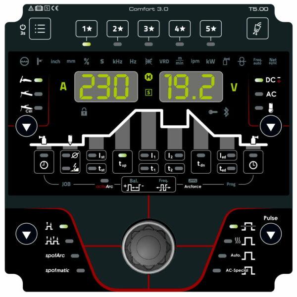EWM Tetrix XQ 230 puls AC/DC - 090-005631-00002