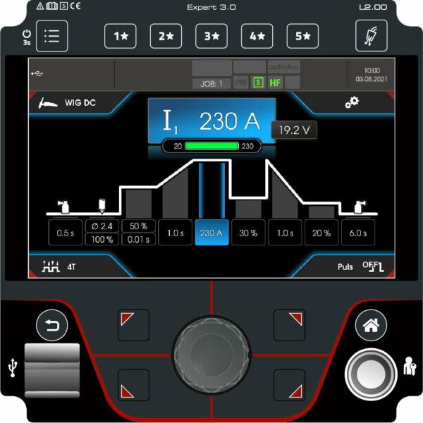 EWM Tetrix XQ 230 puls DC - 090-005630-00001